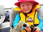 SCHOOL holidays are here and plenty of people have been getting out and taking the kids for a fish.