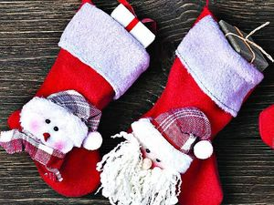 Three women who couldn't afford a marriage dowry came up with the tradition of Christmas stockings.