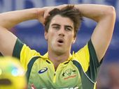 CRICKET: The injury curse has again struck promising young Australian fast bowler Pat Cummins.