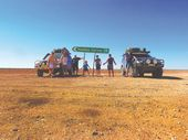 Three states, great mates: A 13-day getaway to Birdsville races and back via the Corner Country and Flinders Ranges
