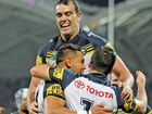 The North Queensland Cowboys have set up an epic grand final clash against the Brisbane Broncos after beating the Melbourne Storm tonight.