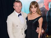 JACQUI Ainsley has known her husband Guy Ritchie would be the father of her children ever since their first date.