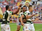 THE Ipswich Jets have beaten Townsville Blackhawks 32-20 in the grand final of the Intrust Super Cup at Suncorp Stadium on Sunday.
