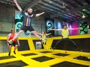 TRAMPOLINES and fitness aren't usually two words you'd string together in the same sentence.