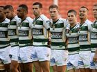 THE JOB is far from done. That is the pact the Ipswich Jets have made after claiming the Intrust Super Cup on Sunday.