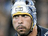 CHAMPION Cowboys halfback Johnathan Thurston is the odds-on favourite to win a record fourth Dally M Medal tonight – only problem is, he likely won't be there.