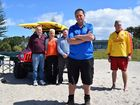 MEMBERS of Evans Head's business community are offering food and travel vouchers to Surf Life Saving volunteers in a bid to maintain the town beach patrols.