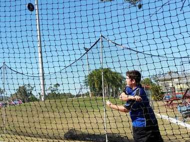 Yeppoon's Kaide Wood has been classed as a para-athlete after suffering a brain injury when he was younger, and has gone on to be selected for the Queensland Track and Field Titles next month. Photo Contributed / The Capricorn Coast Mirror