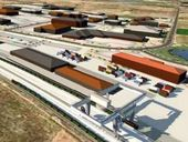 THE first phase of a multi-million-dollar freight hub has been lodged with Toowoomba Regional Council for approval.