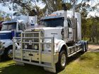 ENTRANT number 24 at the recent Deniliquin Truck Show and Industry Expo was Craig Ham from Rochester in Victoria, who bought along his 2011-model Western Star 4964.