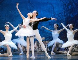 Russian Ballet grace Moncrieff with Swan Lake performance