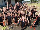 IT IS said trouble comes in threes, but for fledgling rugby league club, the Rockhampton Tigers, it has come in fours.