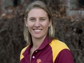 ALL-rounder Delissa Kimmince will lead the Konica Minolta Queensland Fire tomorrow for the first time as they start their Women's National Cricket League campaign