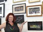 Art helps to bolster town