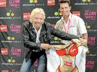 AN AMBITIOUS local has put a challenge to Richard Branson.