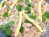 IN MALAYSIA and Indonesia, nasi goreng is a staple.