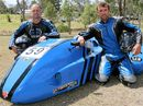 MOTORSPORT: TWO Hatton Vale speed demons will lap up a motorcycle riders' dream this weekend.
