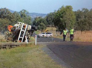 Fatal Peak Crossing crash