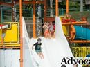 Big Banana Water Slide