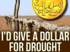 Thousands sign farmer's #dollarfordrought campaign petition