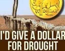 Over 20,000 signatures on #dollarfordrought petition