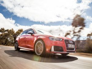 Audi RS3 Sportback road test
