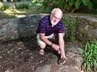 RESIDENTS downhill of a Buderim development say they have been given no information about rehabilitation work done to address serious land slippage.