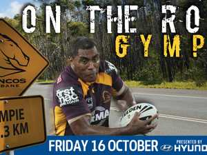 Support junior rugby league and enjoy a night out with the Brisbane Broncos.