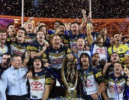Cowboys win historic grand final in golden point time