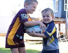 Dalby family divided for NRL grand final