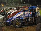 A BIG crowd turned out to watch as drivers battled for top honours in the season opener at Trevan Ford Grafton Speedway on Saturday night.