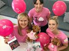 OCTOBER is Pink Ribbon month and people and businesses around the Northern Rivers are organising events to keep you busy from start to finish.