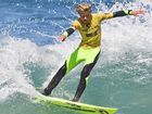 LENNOX Head surfer Mikey McDonagh won the 16 and under boys division at the Rip Curl GromSearch in Victoria.