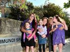 Rett syndrome mums speak out for trio of 'silent angels'