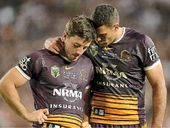 BEN Hunt's manager Col Davis is confident the gutted Brisbane halfback will be an even better player once he exorcises his demons from Sunday night.