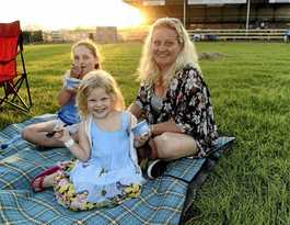 Festival draws relaxed crowd