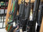 US gun sales have soared following the mass-shooting at Umpqua Community College in Oregon, which killed 10 people