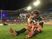 It's doubtful there has been a more popular victory than North Queensland's emotion-charged, heart-stopping 17-16 win