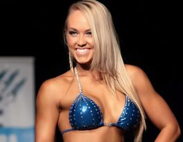 Tayla takes out two bikini titles in body building quest