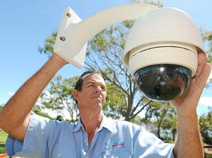 HERE'S LOOKING: More CCTV cameras could be installed in Coffs Harbour to target crime.