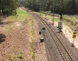 A single rail line for 50,000 coming to Sunshine Coast
