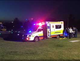 Woman airlifted to hospital after fall in Laidley