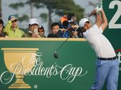 Internationals captain Nick Price has denied fans the dream match-up between Jason Day and Jordan Spieth in the opening round of the Presidents Cup.