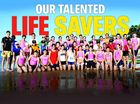 FOR Hervey Bay's talented young life savers there is no better experience than spending the weekend with lifesaving's best.