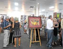 Art show the first of many for the region