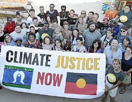 Impact stories carried to forum by climate convoy