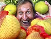 SELLING mangoes at a roadside stall at Maroochydore is part of an adventure for Russel Craig.