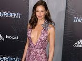 """ASHLEY Judd was """"sexually harassed"""" by one of the most powerful men in Hollywood."""