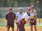 THE Queensland Bulls will get another chance to claim a big scalp when it takes on New South Wales at the SCG, in the Sheffield Shield clash beginning today.