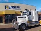 Kennedy Trailers are now distributing Panus Semi-Trailers. Photo Contributed